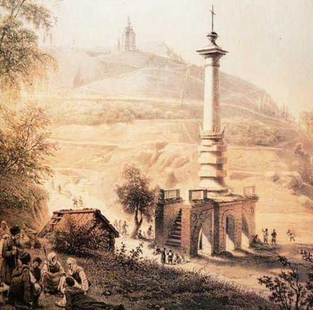 Колона магдебурзького права перший
