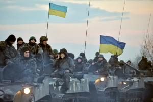 Pro-Russian Protesters Declare Federal Republic of Donbass
