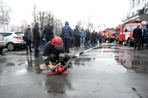 Фото ГУ ДСНС України у м. Києві